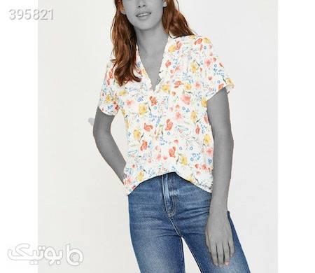 خرید و فروش بلوز زنانه برند Koton از ترکیه سفید بلوز زنانه