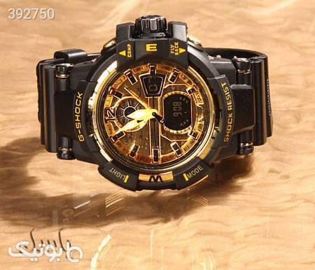 ساعت طرح کاسیو G-shock مدل 1289 مشکی ساعت