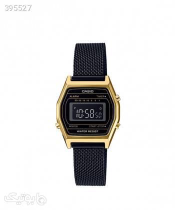 ساعت مچی دیجیتال زنانه کاسیو Casio مدل LA690WEMB-1BDF مشکی ساعت