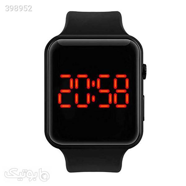 ساعت مچی دیجیتال مدل LE1122ME مشکی ساعت