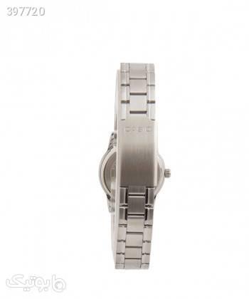 ساعت مچی زنانه کاسیو Casio مدل LTP-V002D-1BUDF نقره ای ساعت