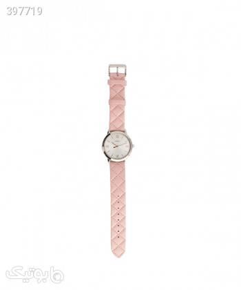 ساعت مچی عقربه ای زنانه کاسیو Casio مدل LTP-E153L-4ADF صورتی ساعت