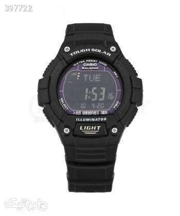 ساعت مچی مردانه کاسیو Casio مدل W-S220-1BVDF مشکی ساعت