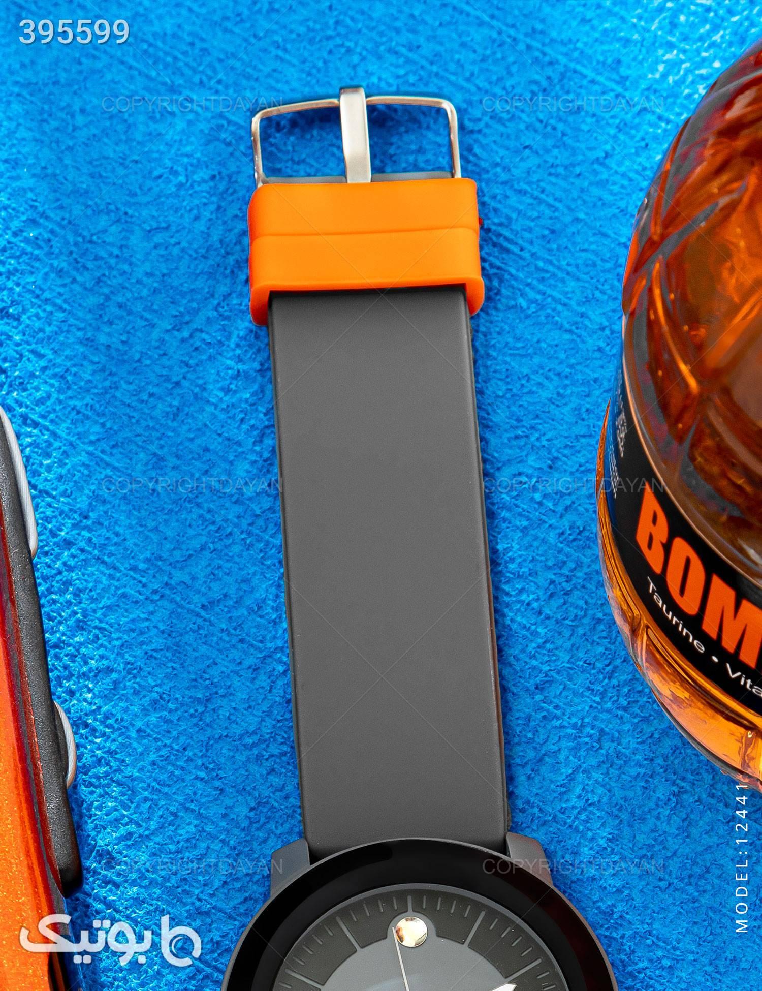 ساعت مچی مردانه Araz مدل 12441 طوسی ساعت