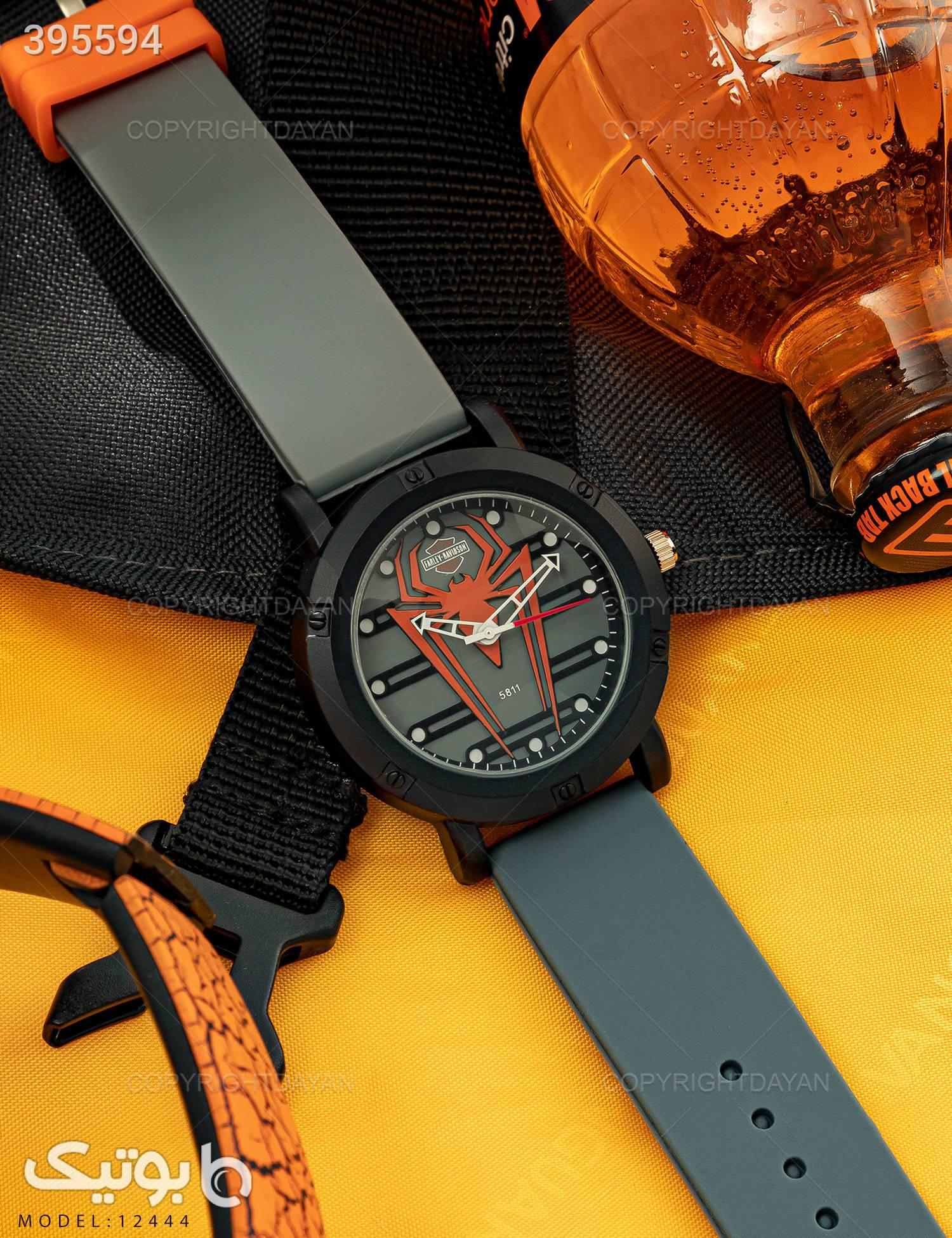 ساعت مچی مردانه Araz  مدل 12444 طوسی ساعت