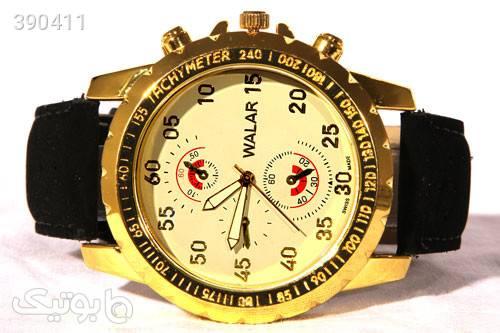 ساعت مچی   WALAR مدل 9725  زرد ساعت