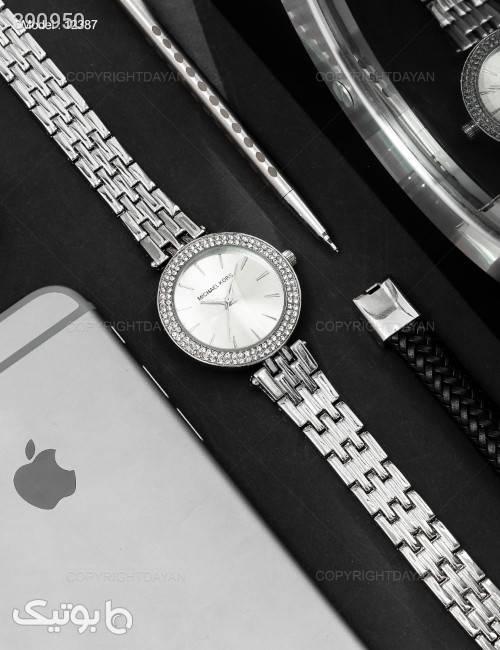 ساعت مچی زنانه Michael Kors مدل 12387  نقره ای ساعت