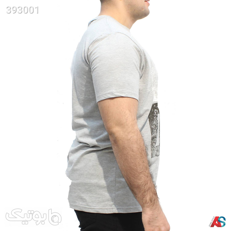 تیشرت سایز بزرگ کدمحصول tn006 مشکی سایز بزرگ مردانه