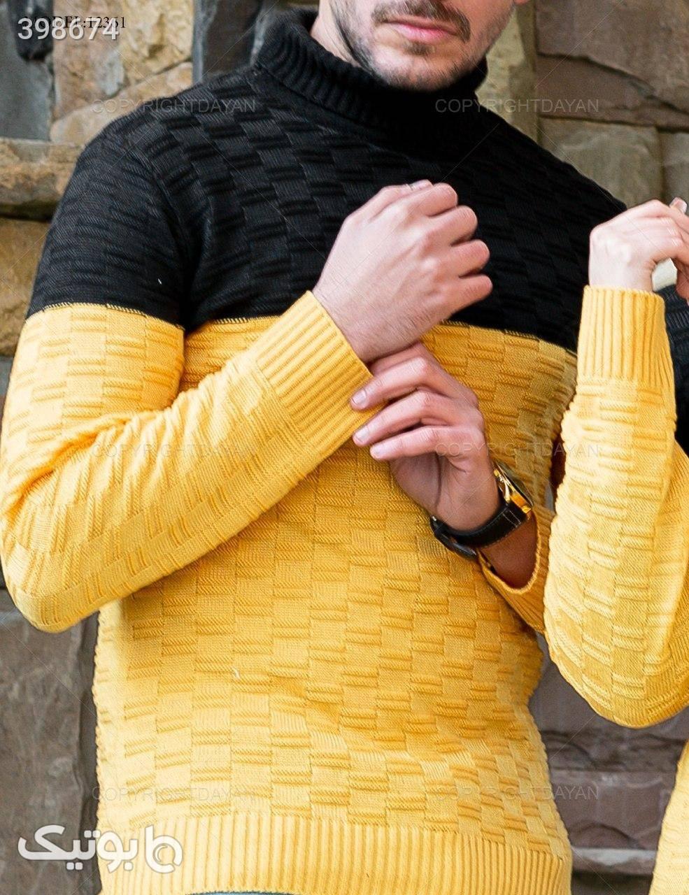 ست مردانه و زنانه Araz مدل 12361  زرد ست زوج و خانواده