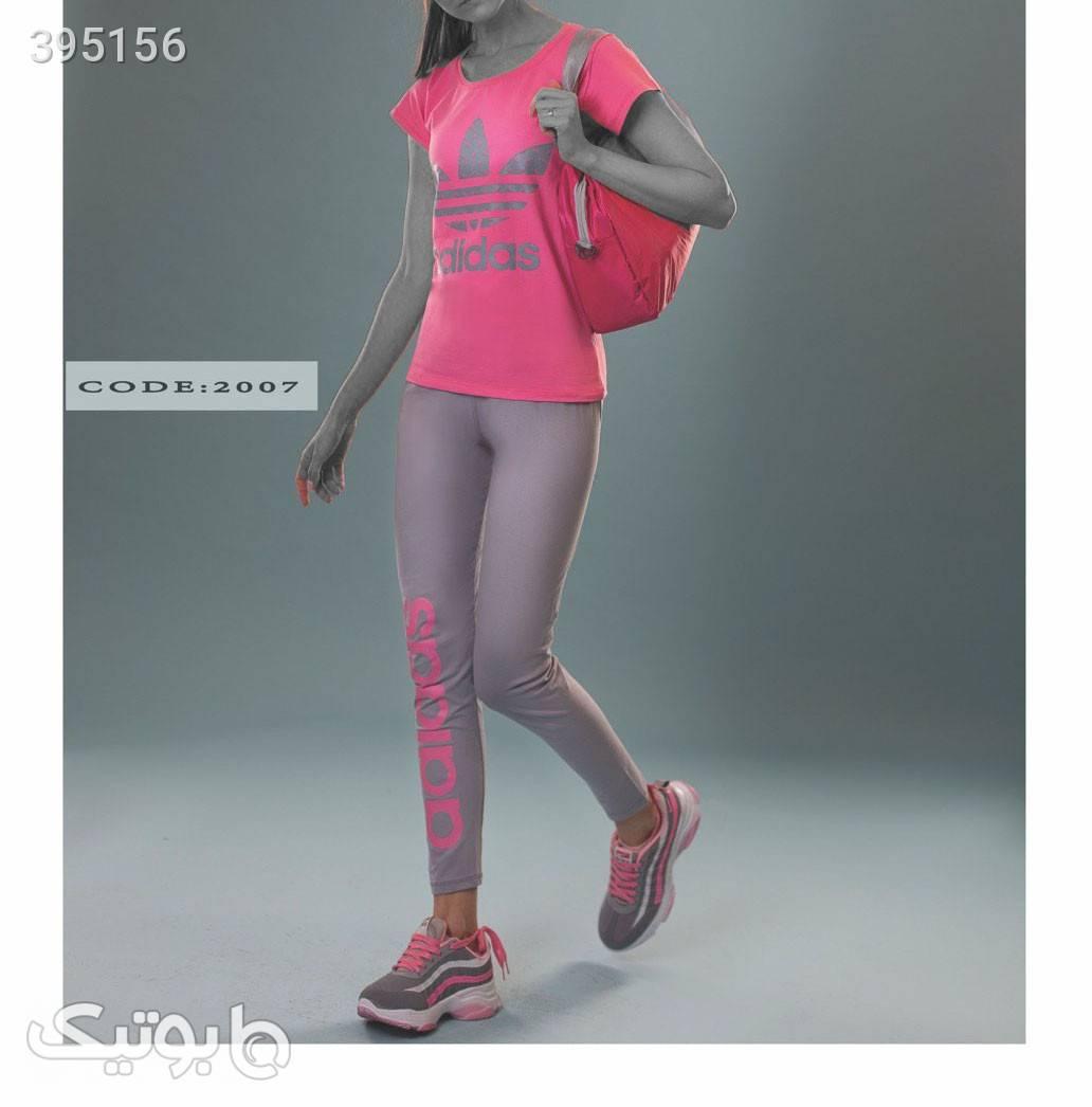 ست تکین زرد ست ورزشی زنانه