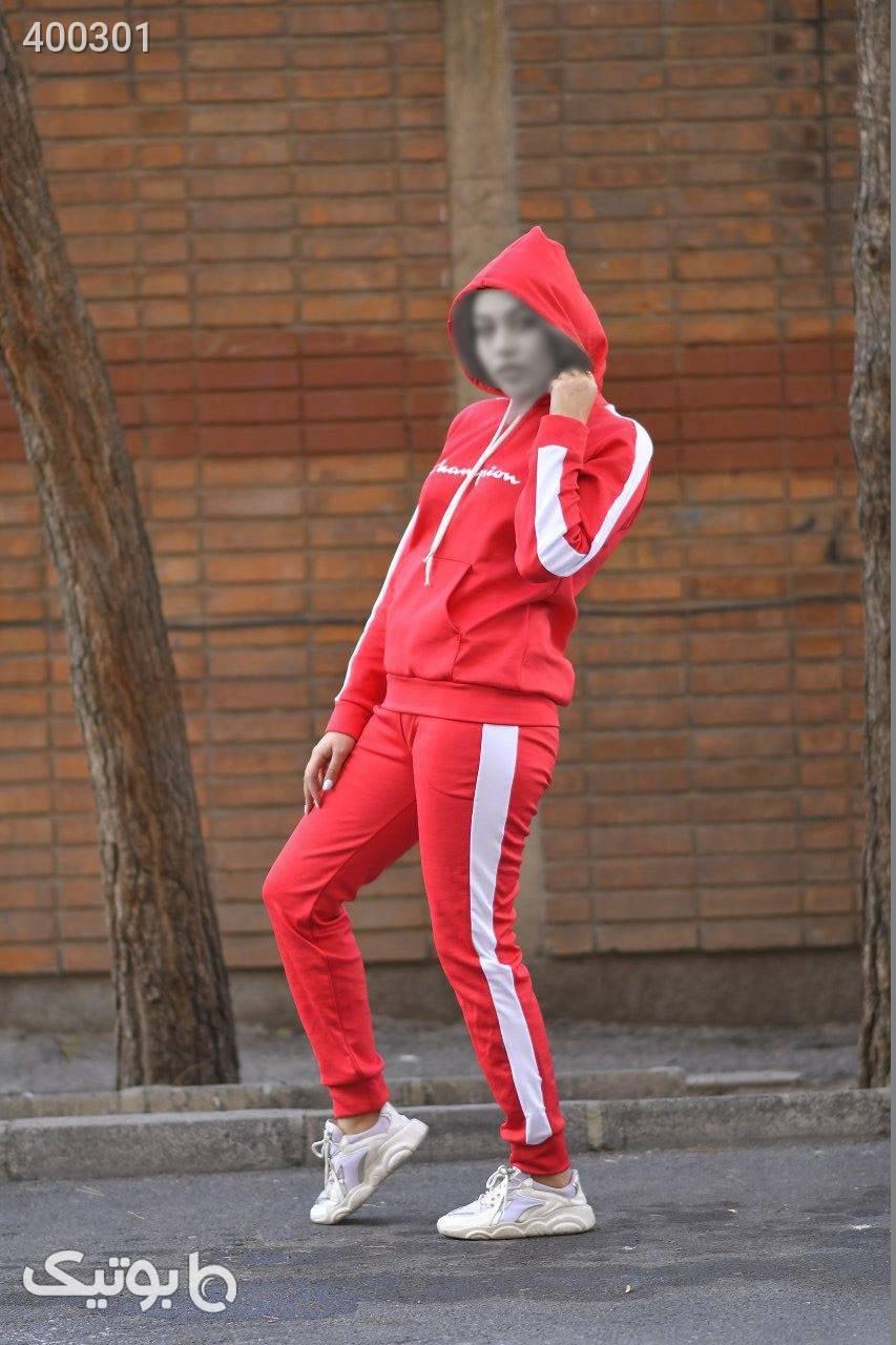 سویشرت و شلوار زنانه CHAMPIO (قرمز) قرمز سوئیشرت زنانه