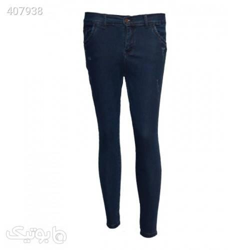 شلوار جین زنانه سورمه ای شلوار زنانه