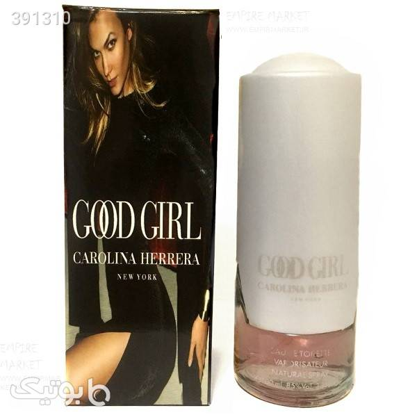 عطر زنانه لوکا باسی گود گرل GOOD GIRL سفید عطر و ادکلن