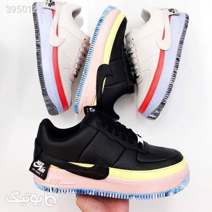 نایک ایرفورس جستر Nike Airforce Jester زرد كتانی زنانه
