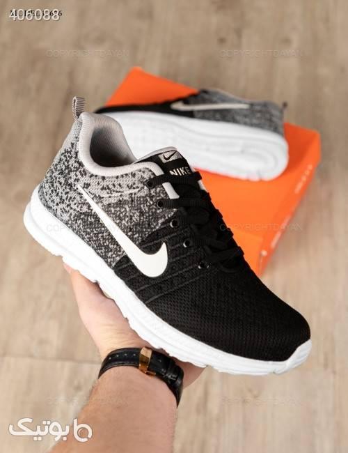 کفش مردانه Nike مدل 12676  مشکی كتانی مردانه