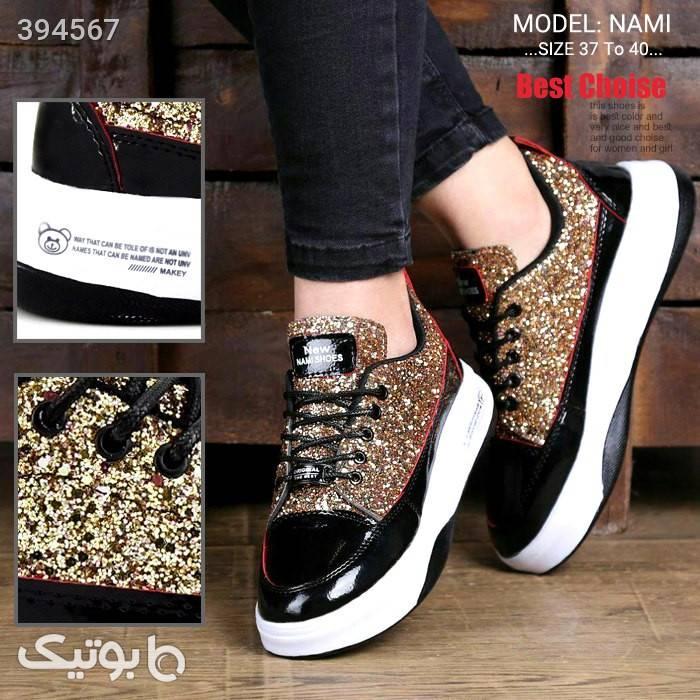 کفش دخترانه nami مشکی كفش زنانه