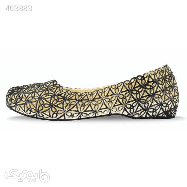 کفش زنانه مدل سیندرلا کد 4898 کرم كفش زنانه