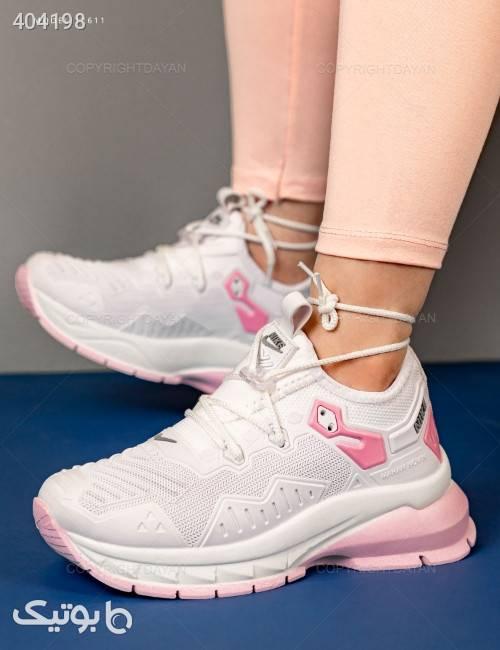 کفش زنانه Nike مدل 12611  صورتی كفش زنانه