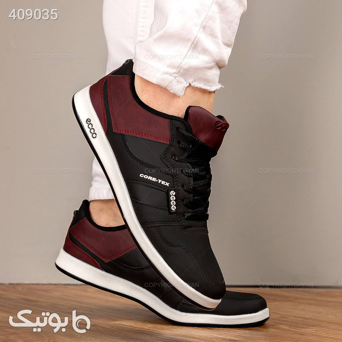 کفش اسپرت هورس اکولایزر مشکی كفش مردانه