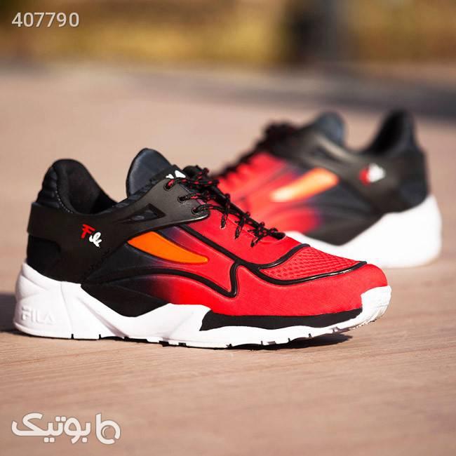 کفش مردانه Fila مدل Red plus قرمز كفش مردانه
