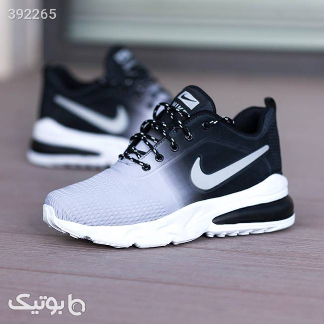 کفش مردانه Nike مدل Tilan (طوسی) سفید كتانی مردانه