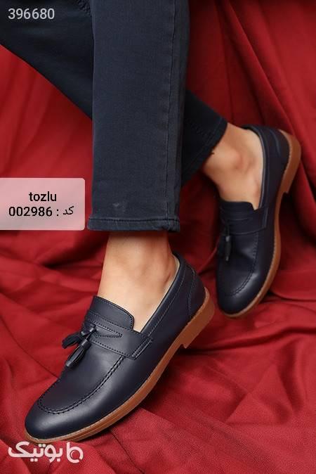 کفش کلاسیک مردانه ترک مشکی كفش مردانه