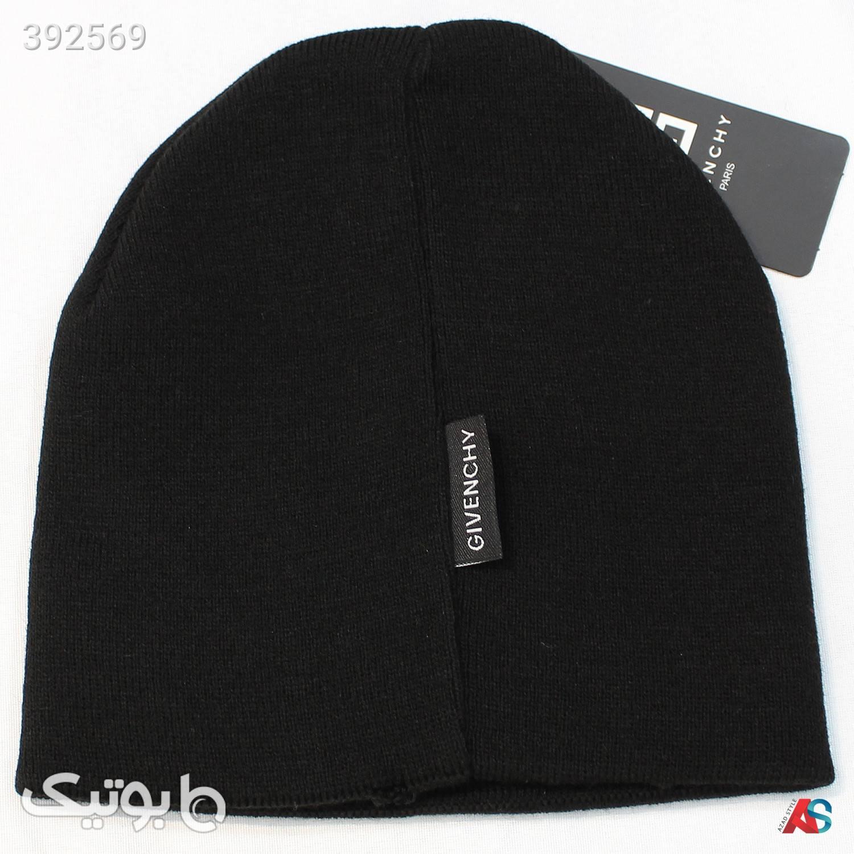 کلاه بافت اورجینال کد محصول tbo115 مشکی کلاه بافت و شال گردن و دستکش