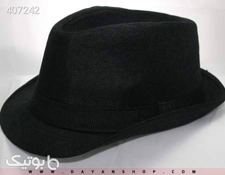 کلاه شاپو اسپورت مشکی کلاه و اسکارف
