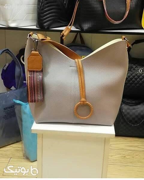کیف دستی دخترانه در سه رنگ سورمه ای كيف زنانه