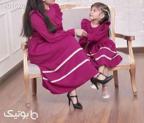 ست ستایش (مادر و دختر) مشکی 98 2020