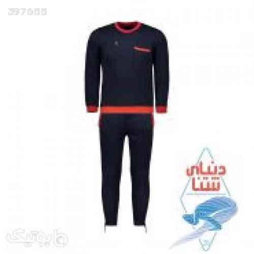 ست سویشرت و شلوار ورزشی مردانه سورمه ای 98 2020