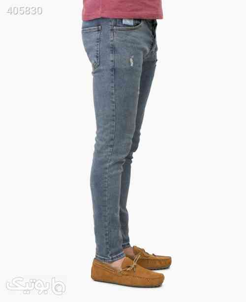 شلوار جین مردانه Zara کد 5657 آبی 98 2020