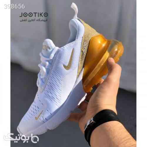 ایرمکس 270 طلایی Nike Air Max 270 سفید 98 2020