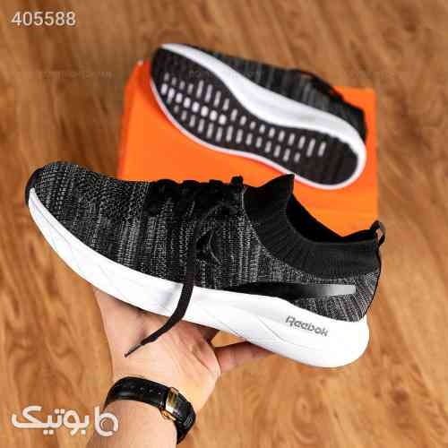 کفش مردانه Reebok  مدل 12672  مشکی 98 2020