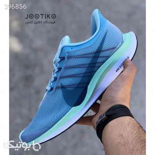 کفش نایک زوم پگاسوس آبی آسمانی سبز 98 2020