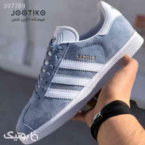 کفش آدیداس گزل adidas Gazelle  کرم 98 2020