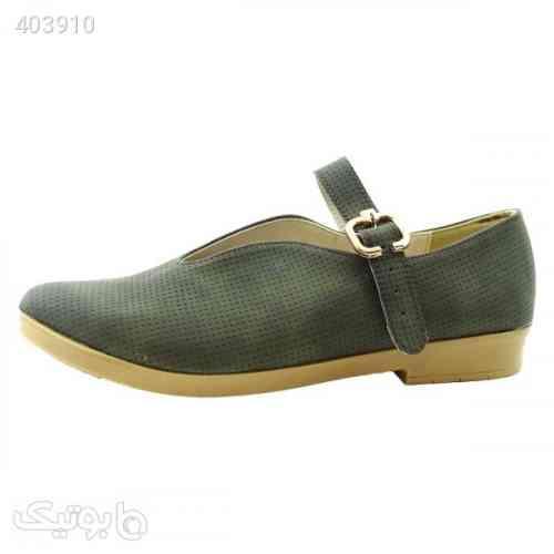 کفش زنانه تسمه ای آذاردو مدل W07903 سبز 98 2020