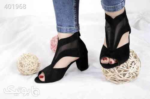 کفش مجلسی زنانه مشکی 98 2020