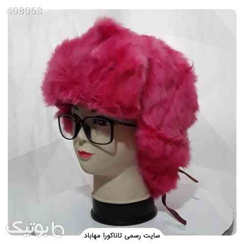 کلاه خزدار – کلاه روسی - کلاه بافت و شال گردن و دستکش