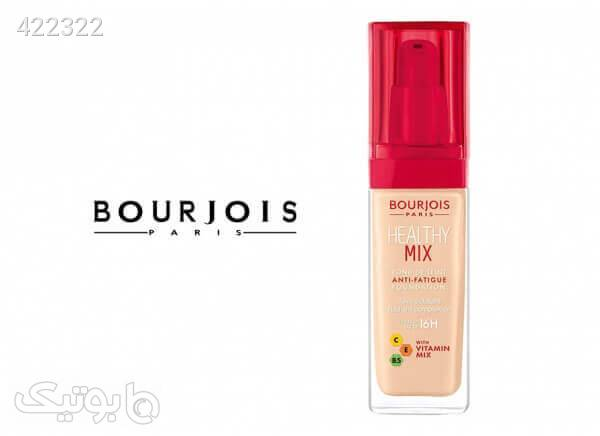 کرم پودر هلتی میکس بورژوا Bourjois Healthy Mix Foundation کرم آرایش پوست
