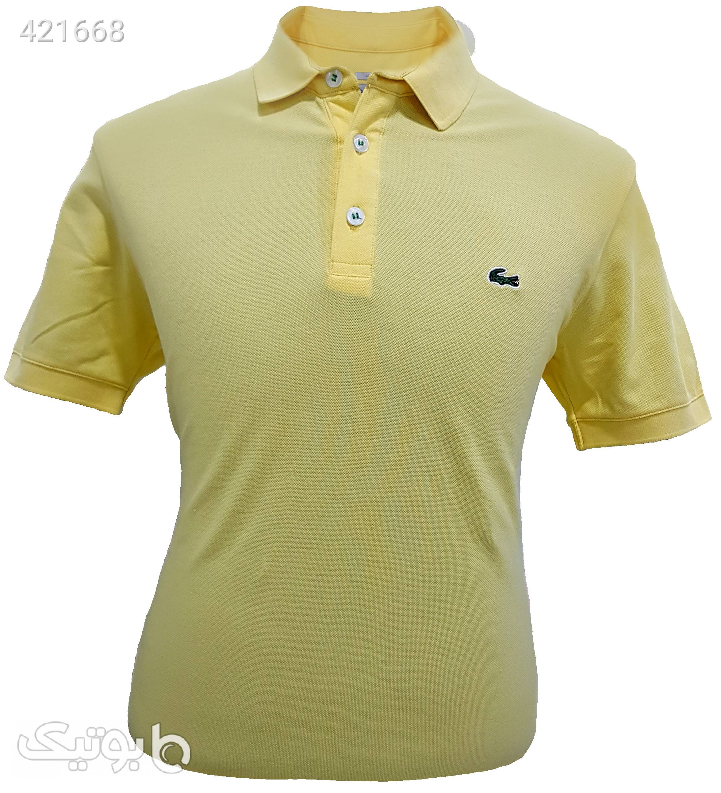 تیشرت جودون زرد تی شرت و پولو شرت مردانه