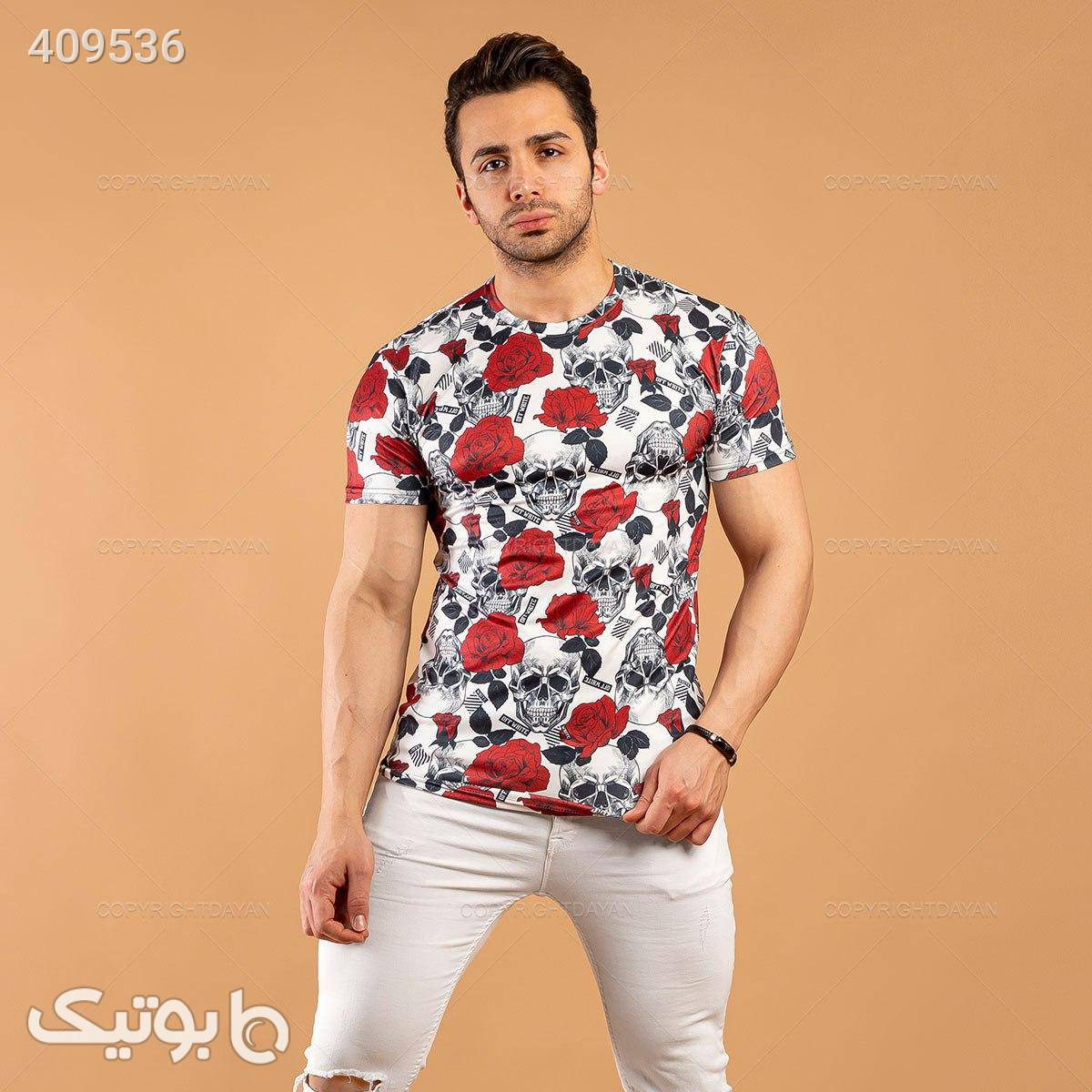 تیشرت Off-White اسپرینگ سفید تی شرت و پولو شرت مردانه