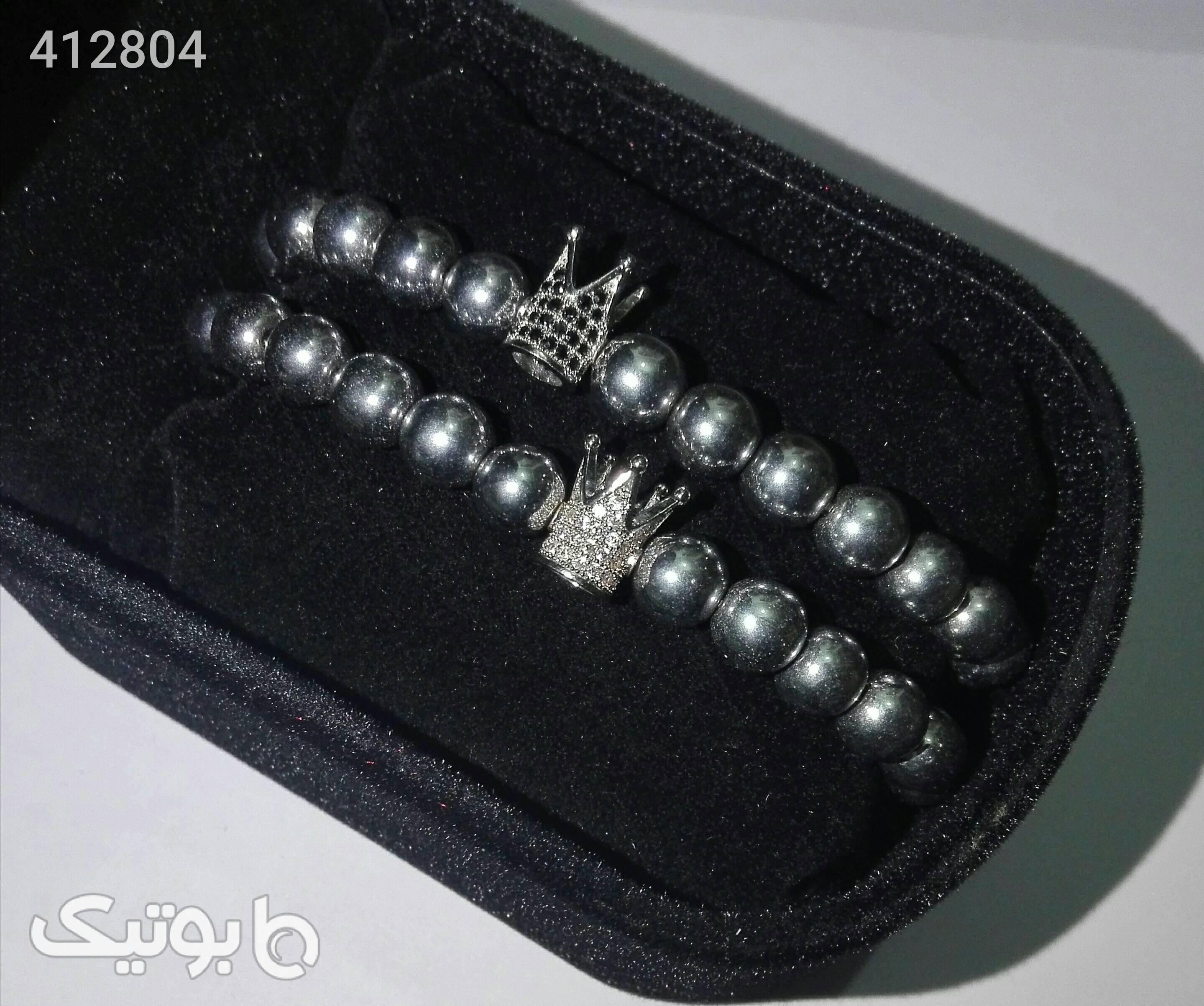 ست دستبند حدید  طلایی دستبند و پابند