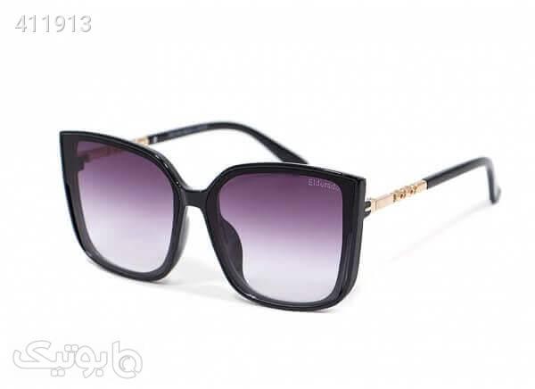 عینک آفتابی زنانه الدرادو Elderado مدل Z65-093 مشکی عینک آفتابی
