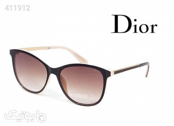 عینک آفتابی زنانه دیور Dior مدل 5505 مشکی عینک آفتابی