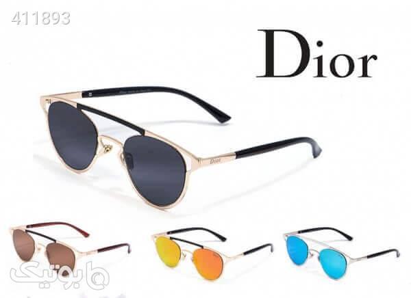 عینک آفتابی زنانه Dior مشکی عینک آفتابی