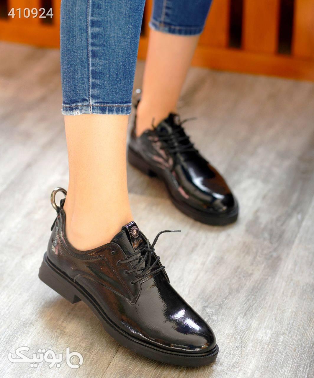 کفش زنانه جدید کد۲۱۰ مشکی كفش زنانه