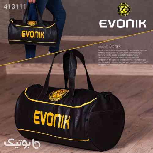 ساک ورزشی Evonik مدل Borak  زرد 98 2020