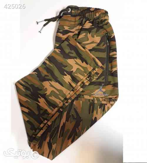 شلوار اسلش چریکی - لباس راحتی مردانه