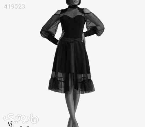 بادی با دامن کد۰۱-۴۲۵ - لباس  مجلسی
